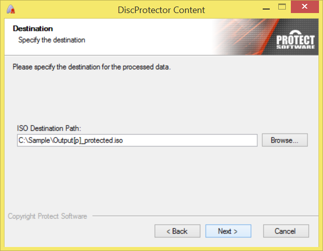 protect burn disc protector destination